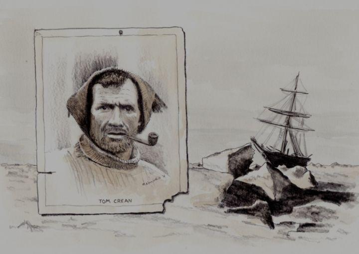 Micheal O Muirthile - Tom Crean