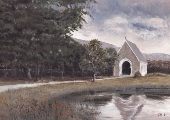Micheal O Muirthile - Gougane Barra - Reflections